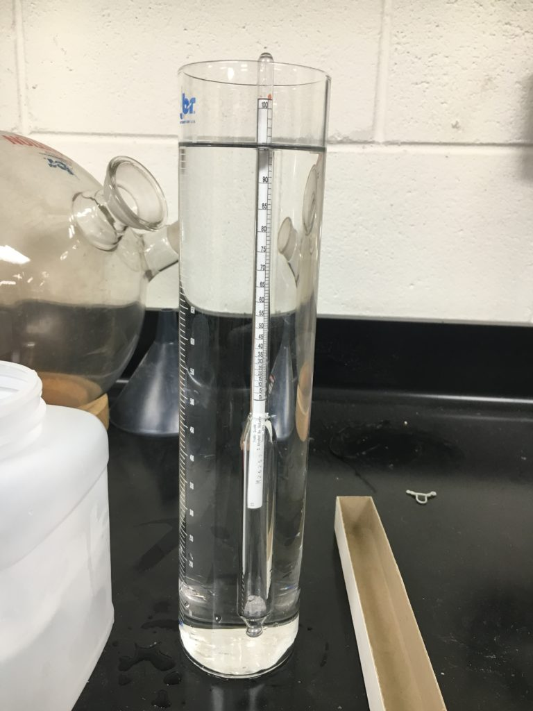 Recycling Ethanol from cannabinoid distillation, extraction