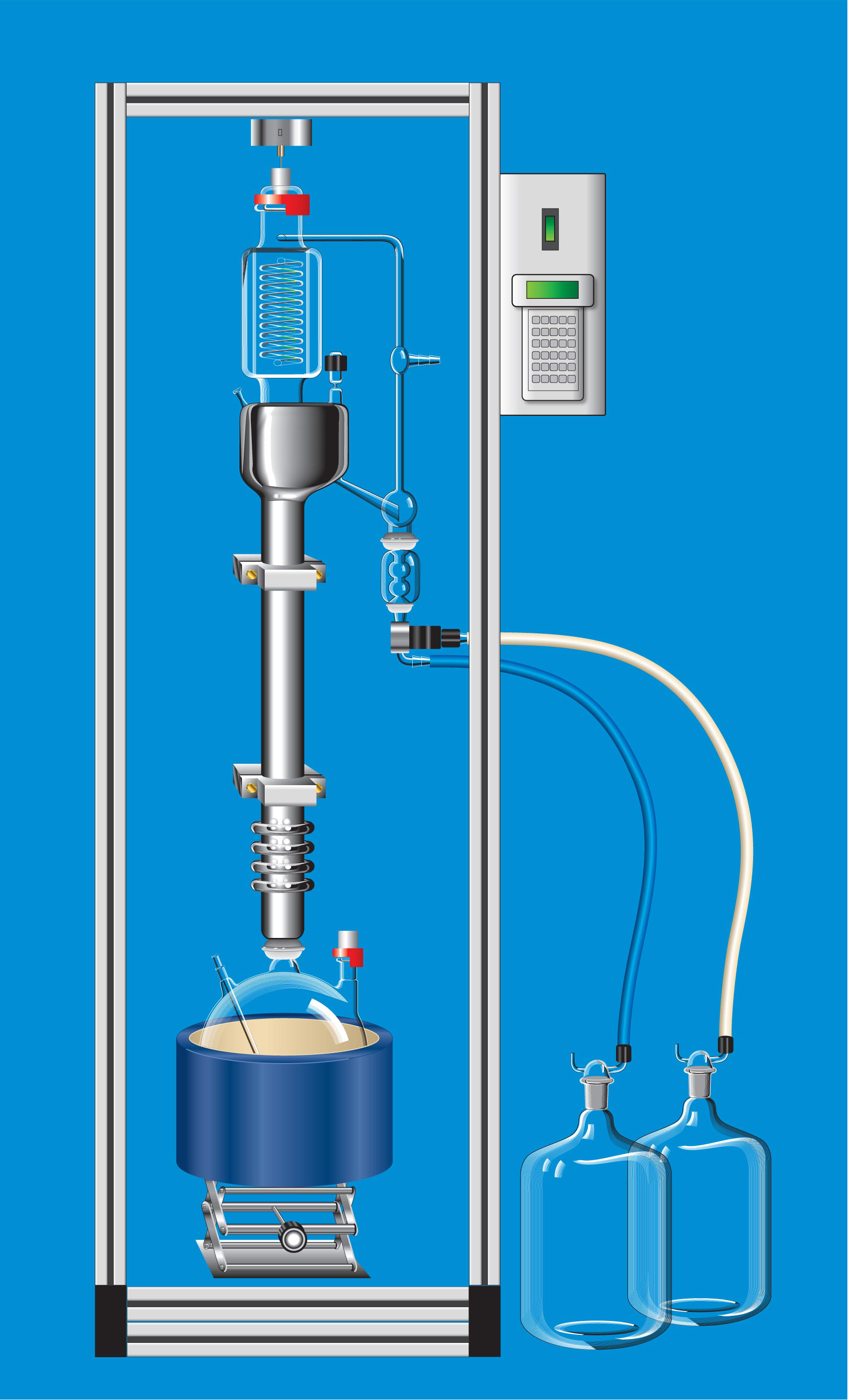 fractional distillation lab Short path distillation - we've designed the world's best fractional distillation products, including complete kits and systems all of our patent-pending equipment is made in the usa from the finest quality materials on the market.