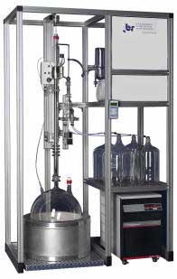 Lab Scale Fractional Distillation Solvent Recycling