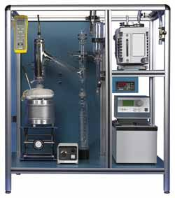 ASTM D1160 Vacuum Distillation Manually Operated A
