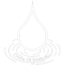 Crude oil distillation symbol